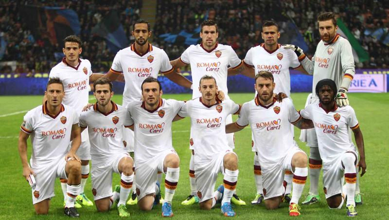 As Rom Mannschaft