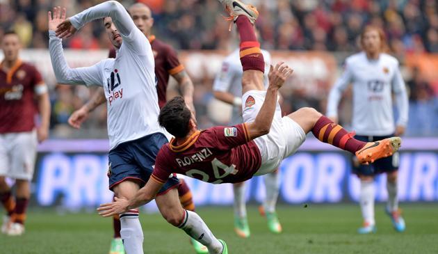 Florenzis Traumtor zum 1-0