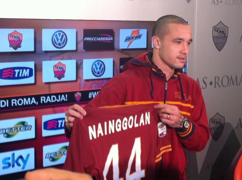 Radja Nainggolan