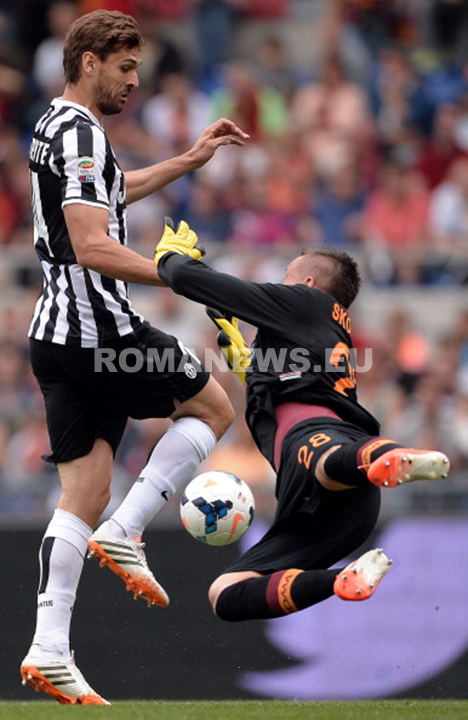 Sehr positives Serie A Debüt: Lukas Skorupski (romanews.eu)