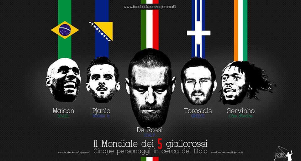 WM 2014 AS Roma