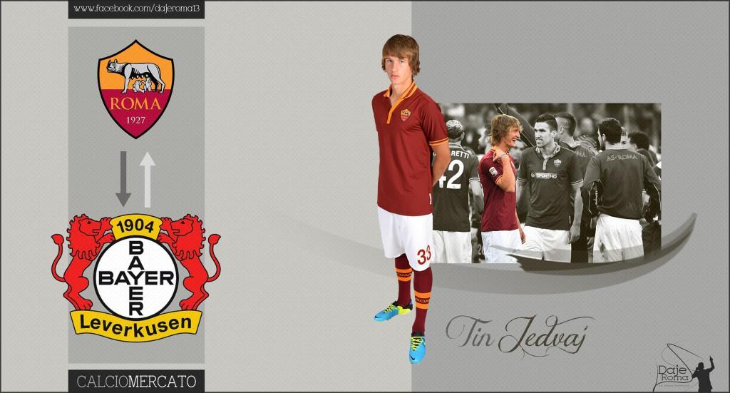 Tin Jedvaj zu Leverkusen