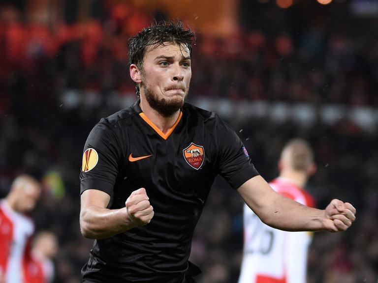 Adem Ljajic feiert das 1-0 gegen Feyenoord (www.sportinglife.com)