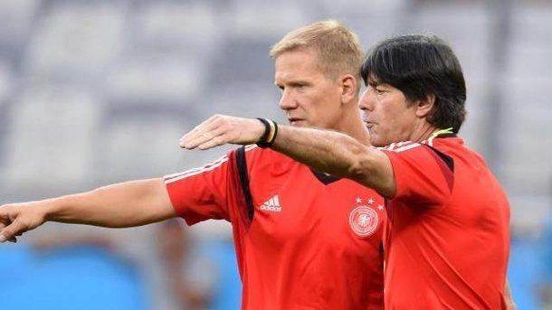 Darcy Norman mit Jogi Löw bei der WM 2014 (www.t-online.de)