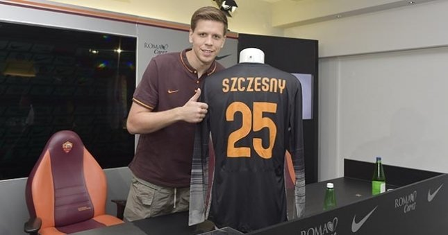 Wojciech Szczesny (asroma.it)