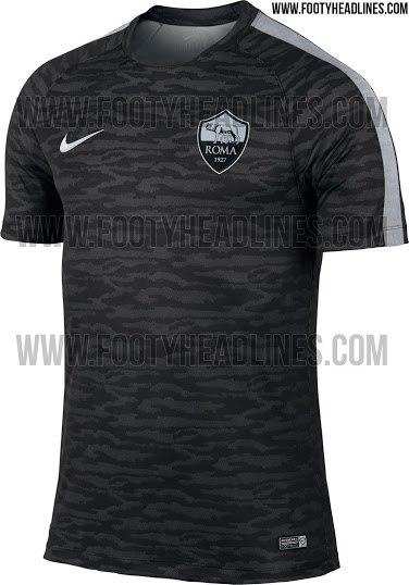 Champions League Trainingsshirt (www.footyheadlines.com
