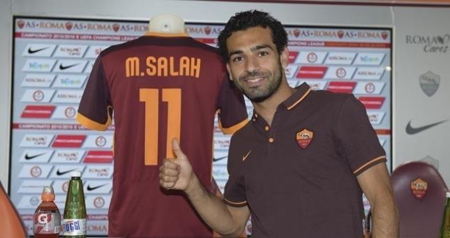 Mohamed Salah (www.asroma.it)